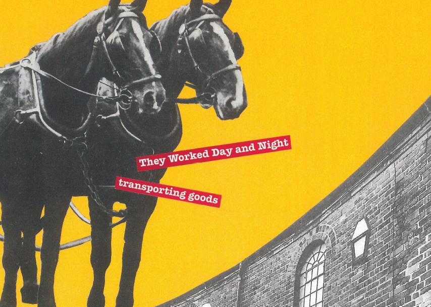 Working Horses Birmingham Collage