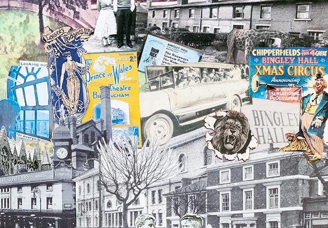 Birmingham Ladywood History Tour