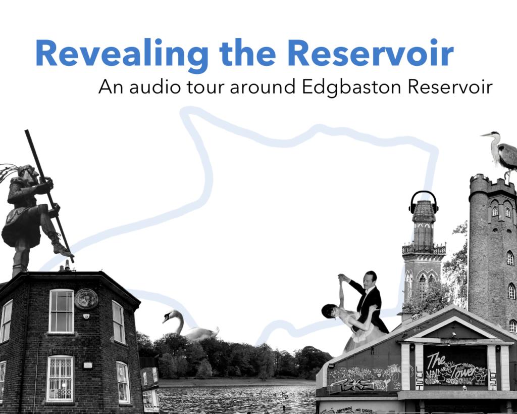 Edgbaston Reservoir Audio Tour Walk